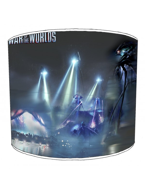 war of the worlds lampshade 7