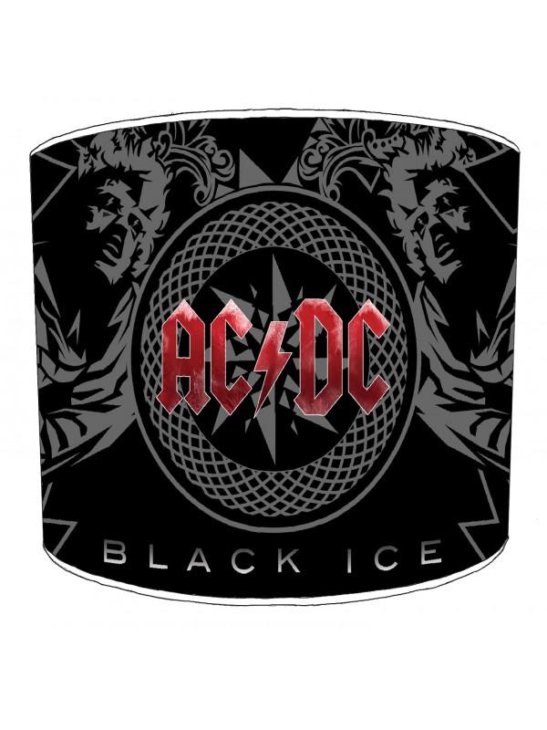 ac dc black ice lampshade