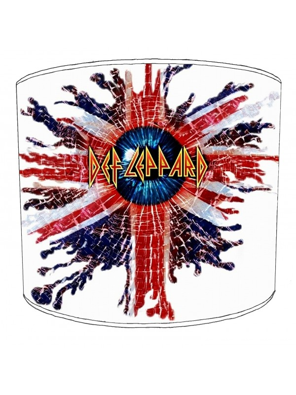 def leppard lampshade 2