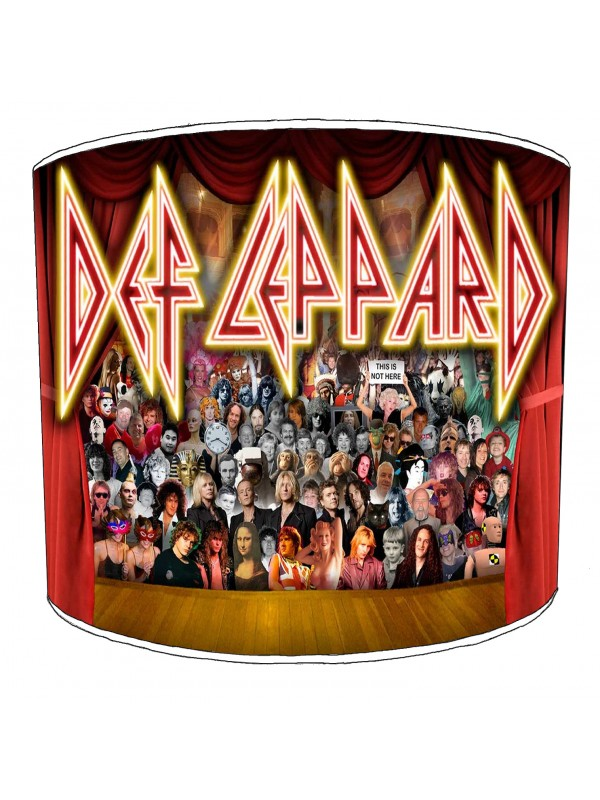 def leppard lampshade 5