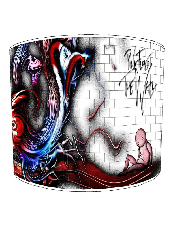 pink floyd brick in the wall lampshade