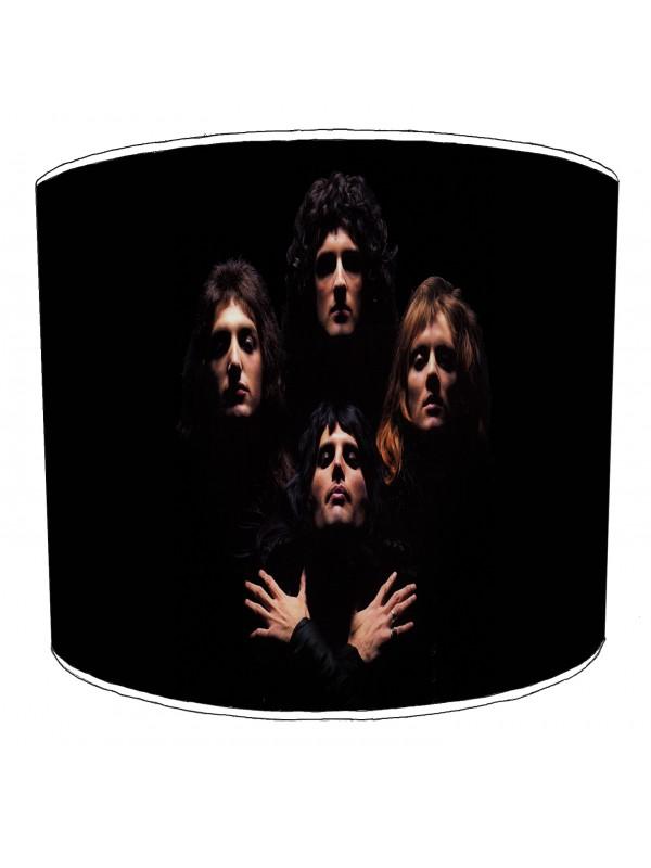 queen freddie mercury rock bands lampshade 1