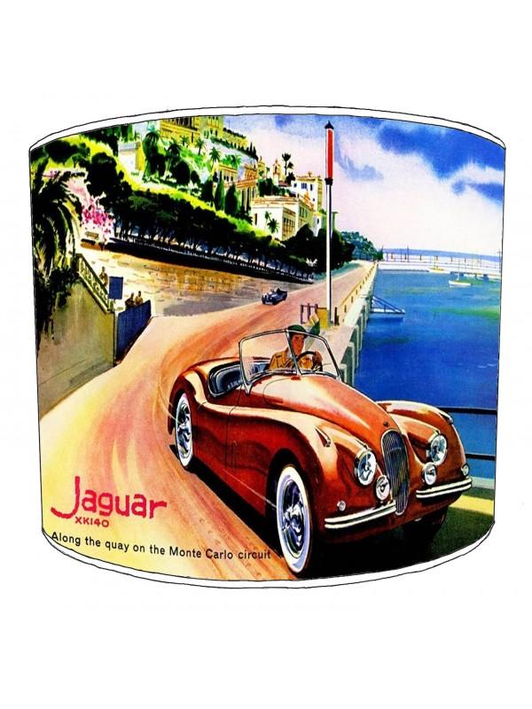 vintage cars lampshade 7