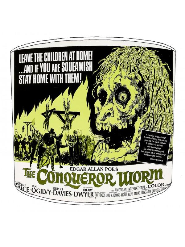 vintage horror films lampshade 14