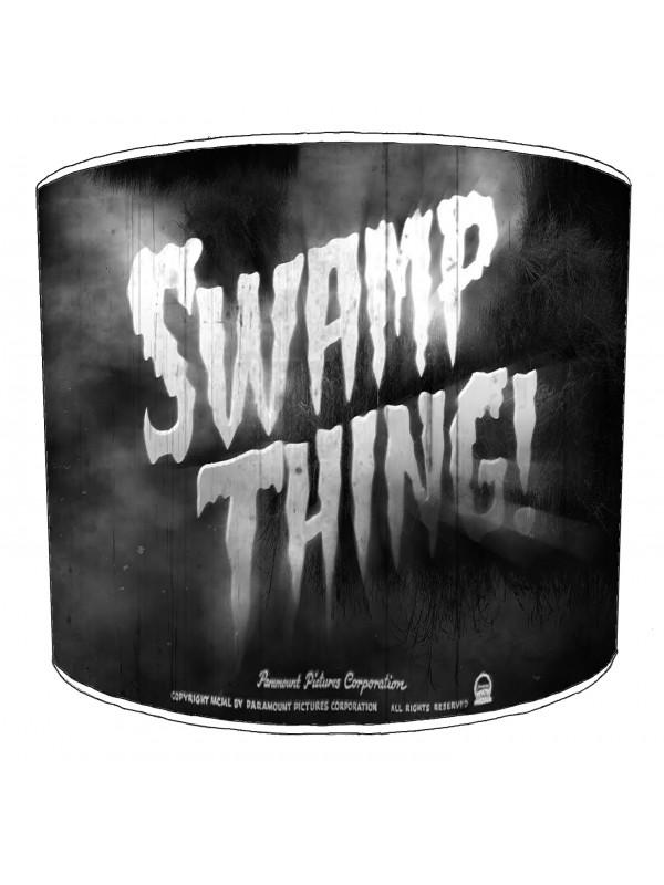 vintage horror films lampshade 26