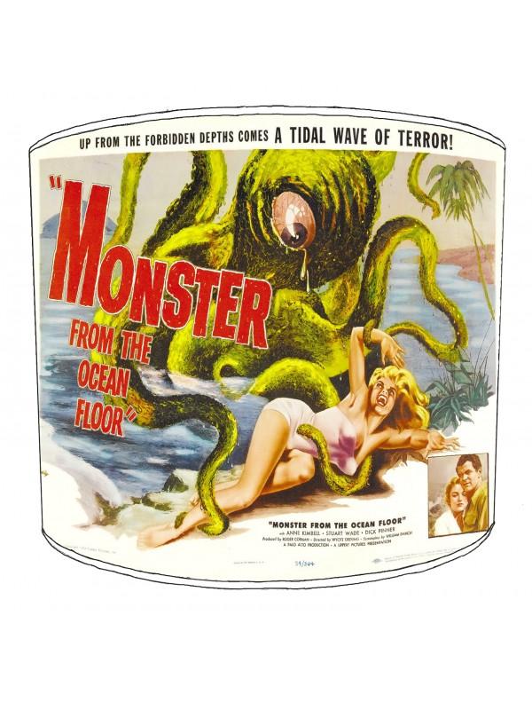 vintage horror films lampshade 28