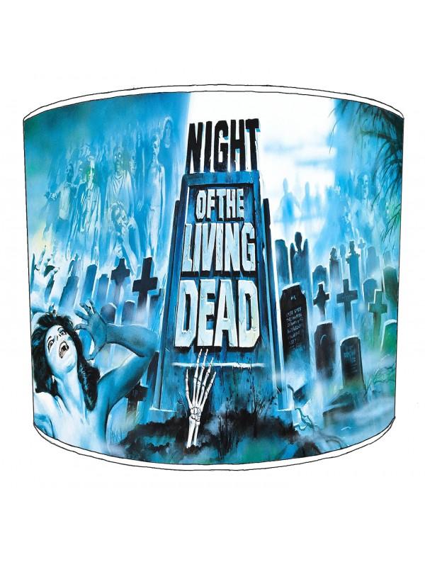 vintage horror films lampshade 31