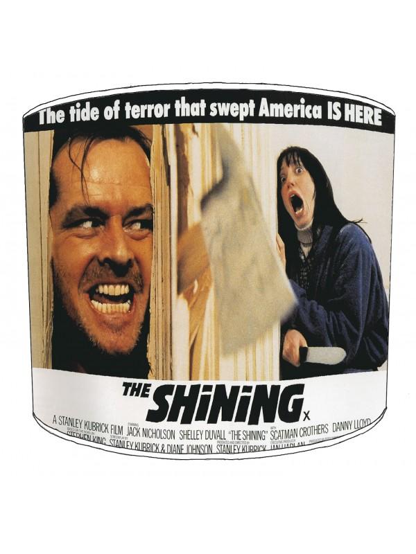 vintage horror films lampshade 36