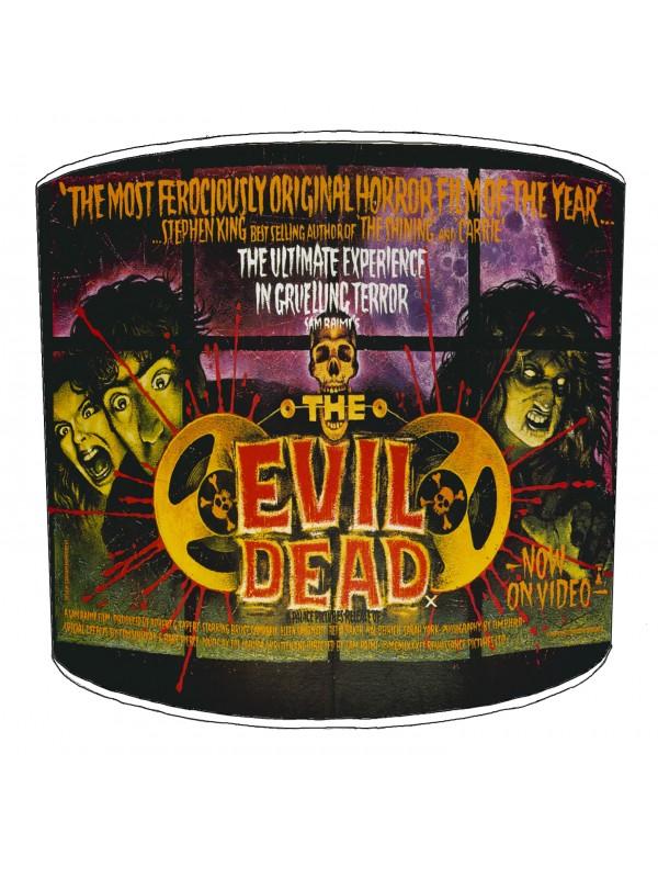 vintage horror films lampshade 38