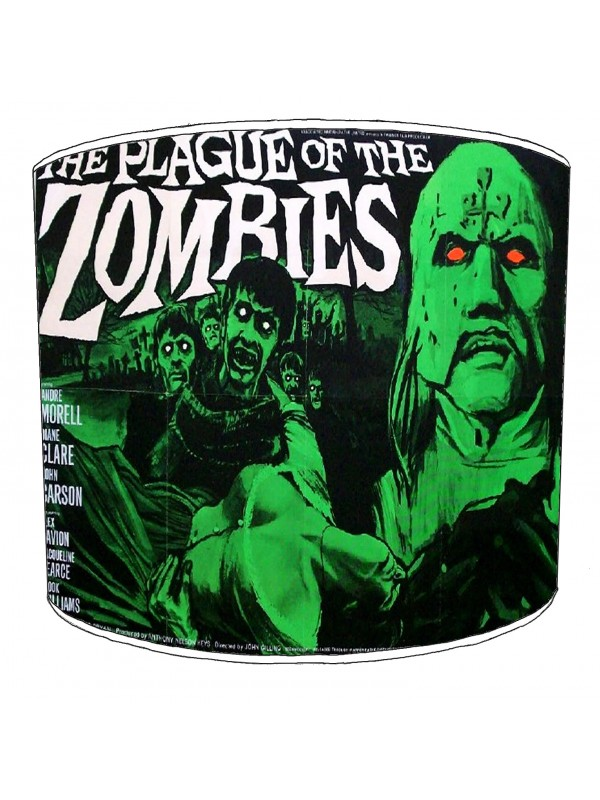 vintage horror films lampshade 39