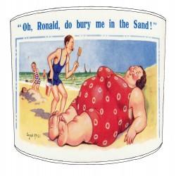 Raunchy Postcards