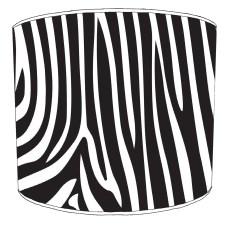 Animal Print Drum Shades