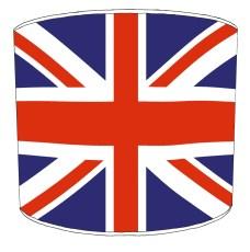 Flags Drum Shades