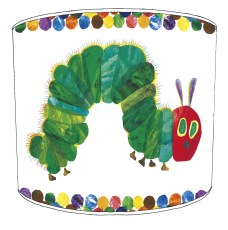 Very Hungry Caterpillar Childrens Lampshades