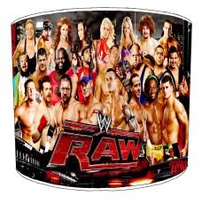 WWE Wrestling Childrens Lampshades