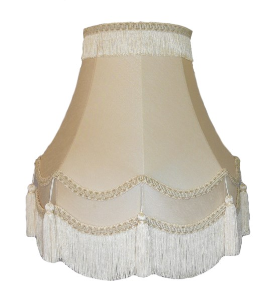 Cream fabric lampshades wall lights table floor standard lamps fabric lampshades aloadofball Images