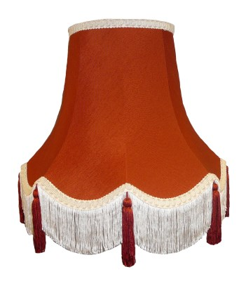 Terracotta lampshades ceiling lights wall lights table lamps fabric lampshades aloadofball Choice Image